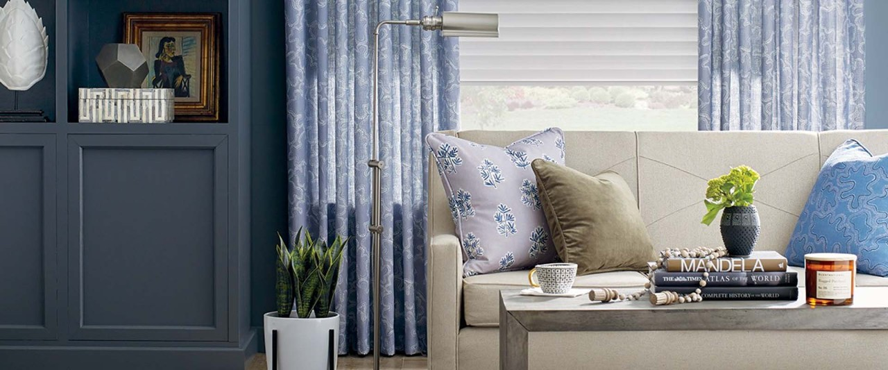 Design Studio™ Draperies and Roman Shades
